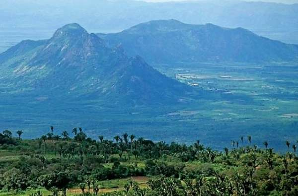 Vista panorâmica da Ibiapaba