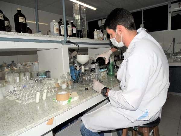 Laboratório da Semace