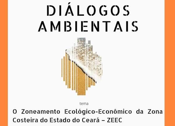 Cartaz dos Diálogos Ambientais