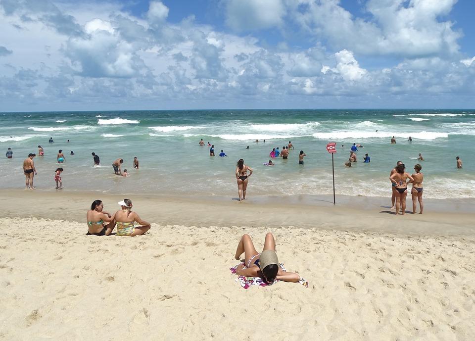 Fortaleza tem 24 praias próprias para banho de mar