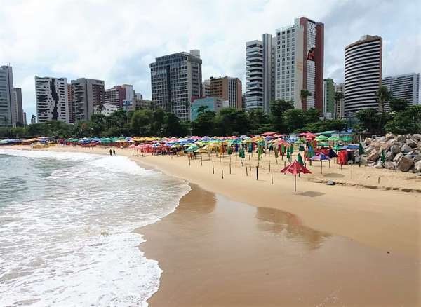 Praia do Meireles