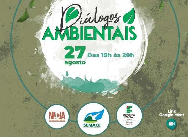 Cartaz do Diálogos Ambientais