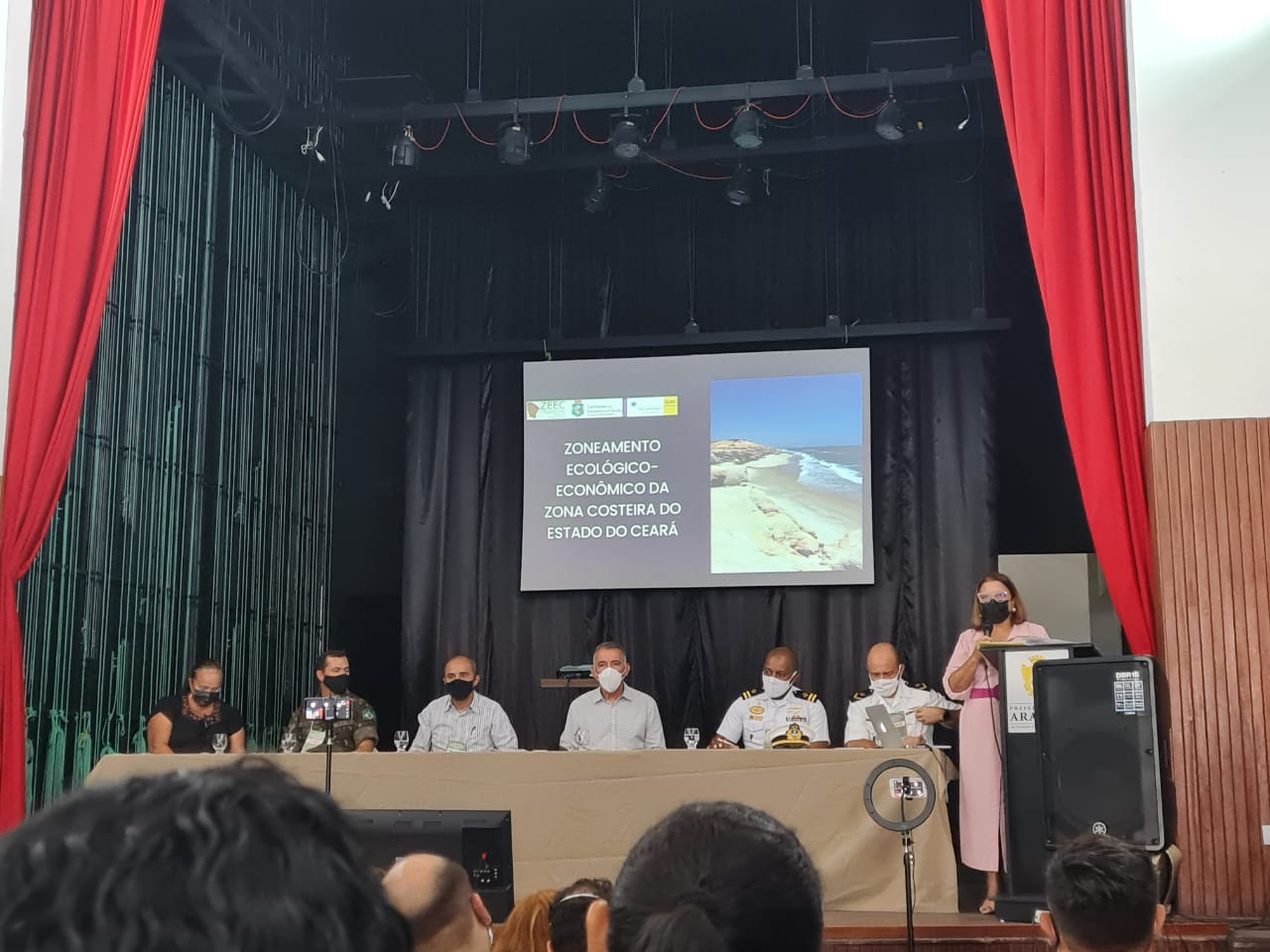 Semace participa da primeira Audiência Pública híbrida do Zoneamento Ecológico-Econômico da Zona Costeira do Ceará