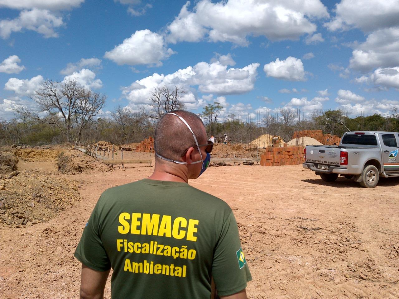 Semace conclui segunda etapa de fiscalização no principal açude público da Serra da Ibiapaba