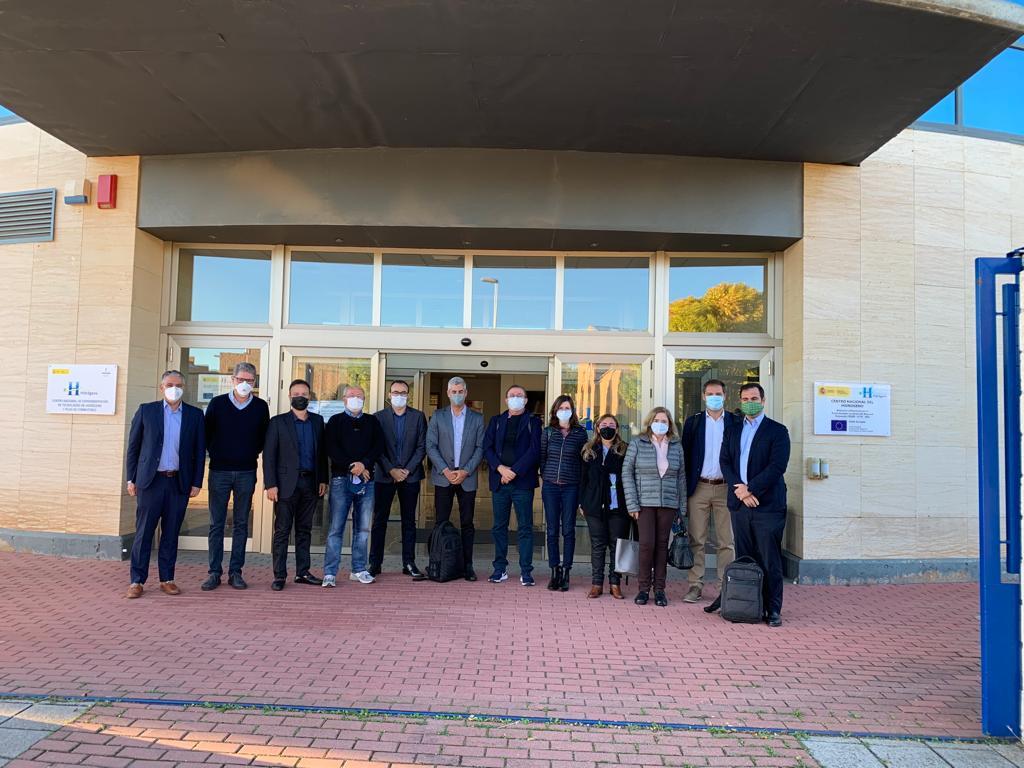 Semace participa de missão a Madri, onde funciona a primeira usina de Hidrogênio Verde do mundo
