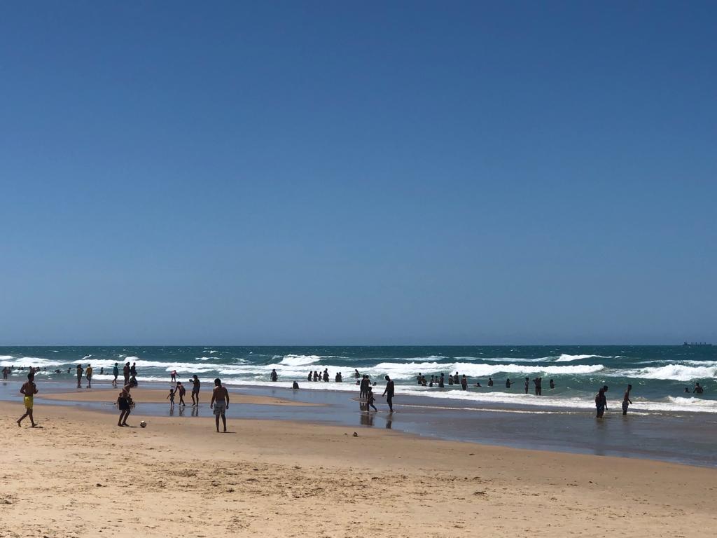 Balneabilidade da Semace: banhistas da capital fortalezense podem contar com 22 praias próprias